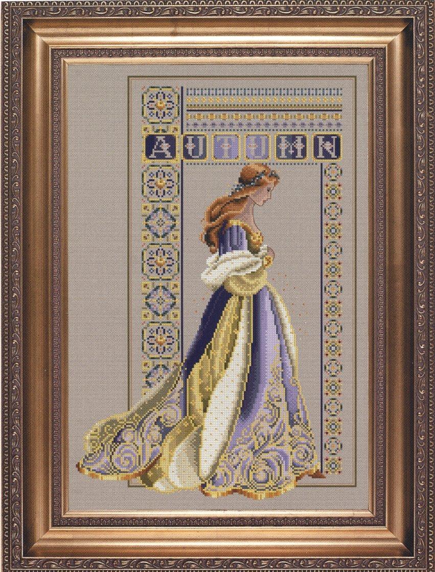 Lavender & Lace  #LL58 Celtic Autumn