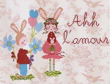 Lilli Violette Ahh L'Amour