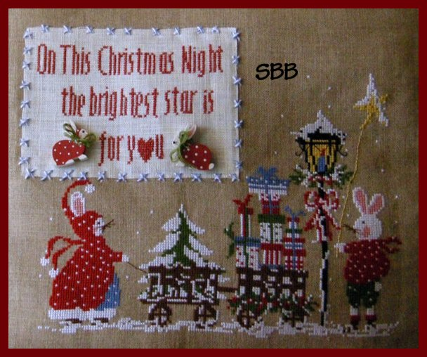 Lilli Violette Christmas Night