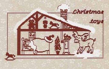 Lilli Violette Christmas Toys