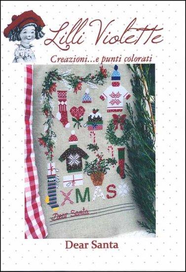 Lilli Violette Dear Santa