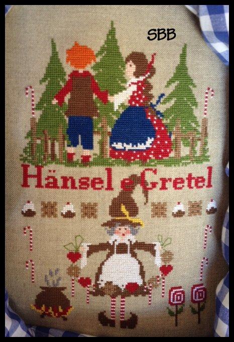 Lilli Violette Hansel & Gretel