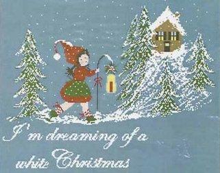 Lilli Violette I'm Dreaming Of A White Christmas