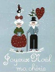 Lilli Violette Joyeux Noel Ma Cherie