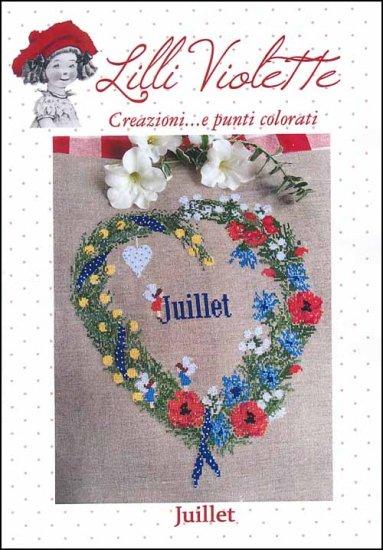 Lilli Violette Juillet