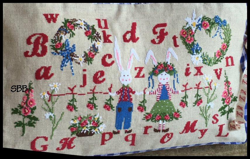 Lilli Violette Mr. & Mrs. Rabbit