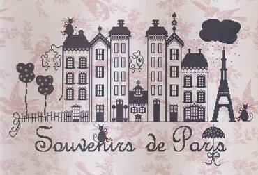 Lilli Violette Souvenirs De Paris