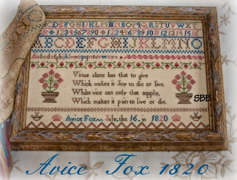 Lindsay Lane Designs Avice Fox 1820