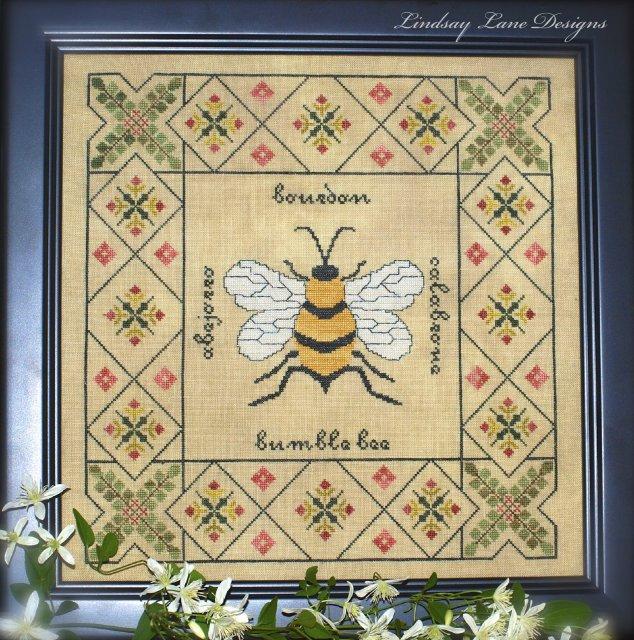 Lindsay Lane Designs Bumble Bee Garden Sampler