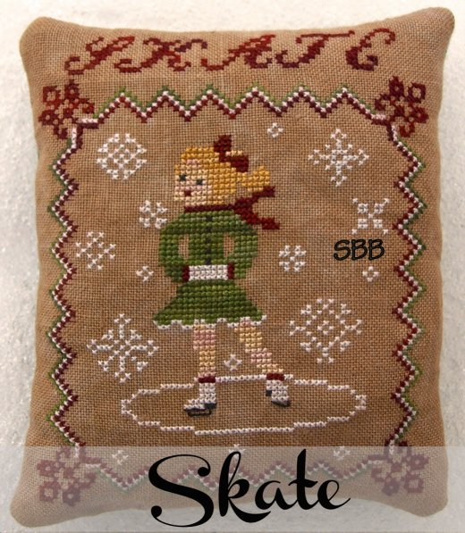 Lindsay Lane Designs Winter Fun ~ Skate
