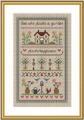 Little Dove Designs Garden Sampler