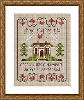 Little Dove Designs Home Is Where The Heart Is