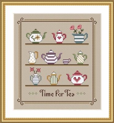 Little Dove Designs Time For Tea
