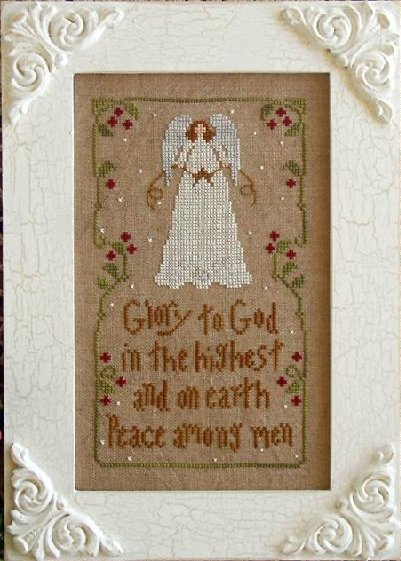 Little House Needleworks The Angels Sang
