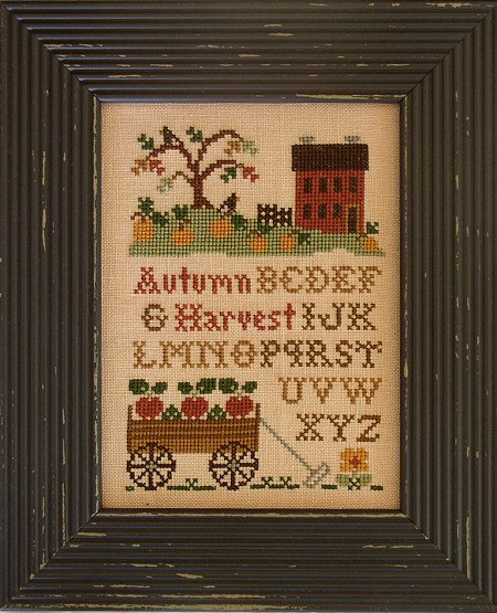 Little House Needleworks Autumn Harvest