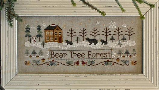 Little House NeedleworksBear Tree Forest