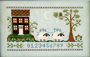 Little House NeedleworksThe Counting House