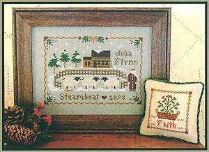Little House Needleworks Julia Flynn