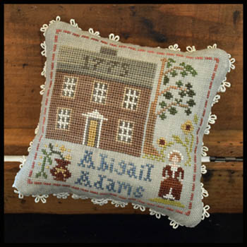 Little House Needleworks Early American ~ Abigail Adams