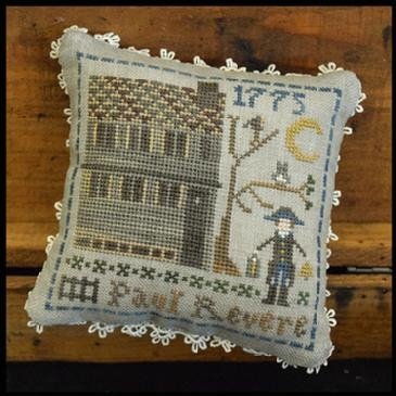 Little House Needleworks Early American ~ Paul Revere