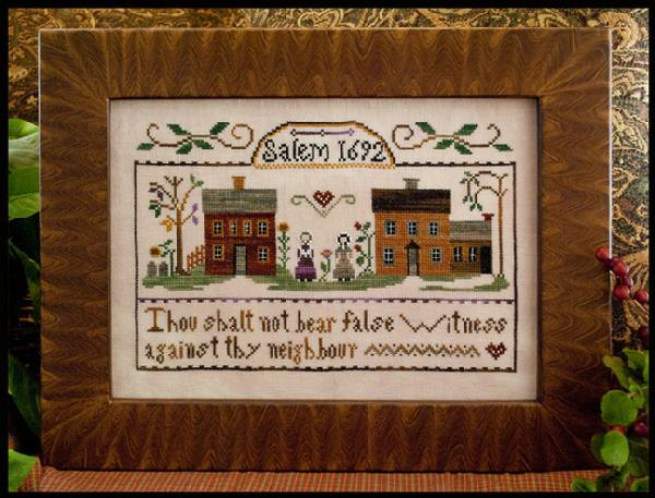 Little House Needleworks Exodus
