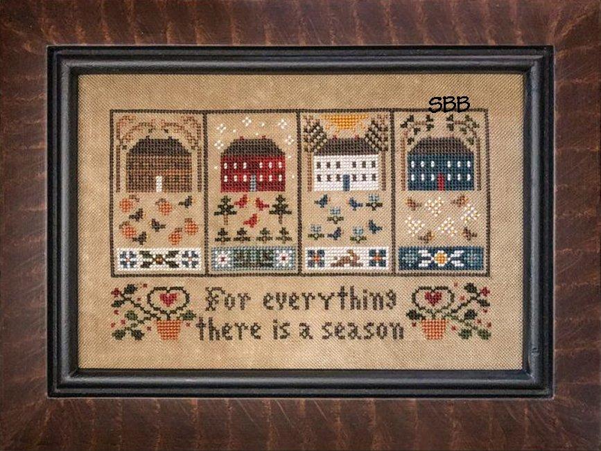 Little House Needleworks Four Seasons