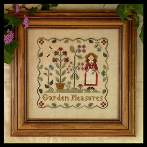 Little House Needleworks Garden Pleasures