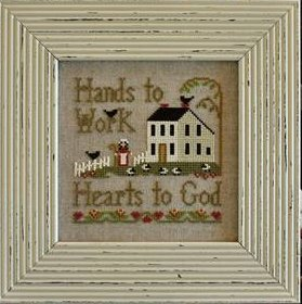 Little House Needleworks Hands To Work