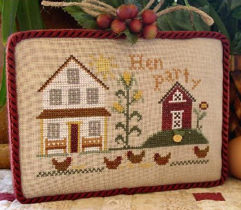 Little House Needleworks Hen Party