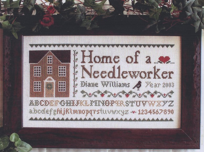 Little House Needleworks Home of a Needleworker