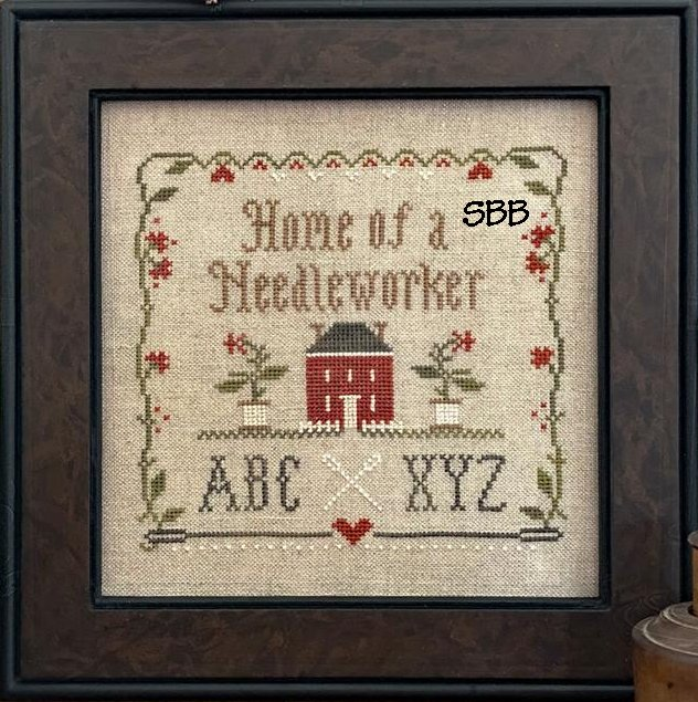 Little House Needleworks Home Of A Needleworker Squared Chartpack
