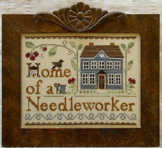 Little House Needleworks Home of a Needleworker Too