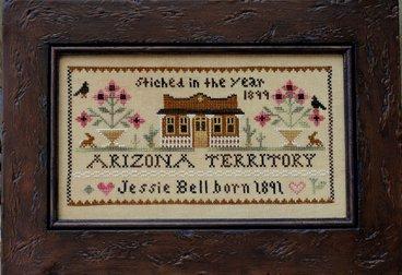 Little House NeedleworksJessie Bell ~ Arizona Territory