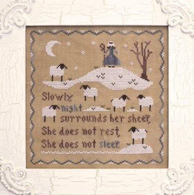 Little House Needleworks Jubilee's Sheep