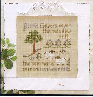 Little House Needleworks Lavender Hill