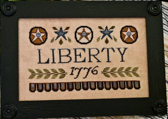 Little House NeedleworksLiberty 1776
