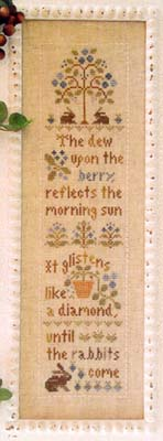 Little House Needleworks Morning Berries