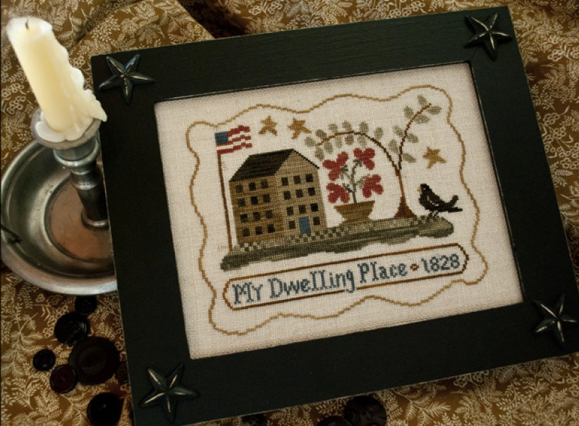 Little House NeedleworksMy Dwelling Place