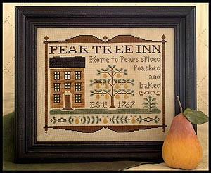 Little House Needleworks Pear Tree Inn