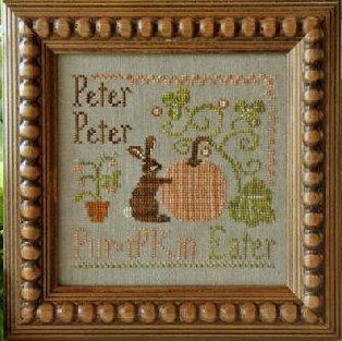 Little House Needleworks Peter, Peter