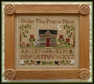 Little House Needleworks Prairie Sampler