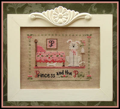 Little House Needleworks Princess and the P