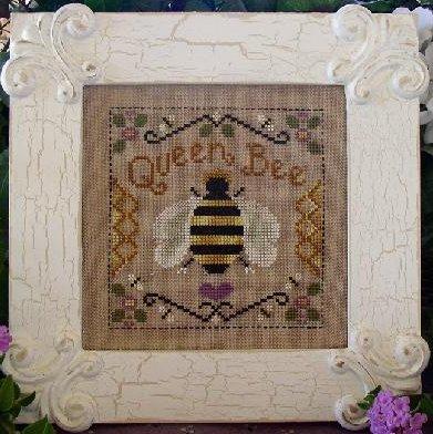 Little House Needleworks Queen Bee