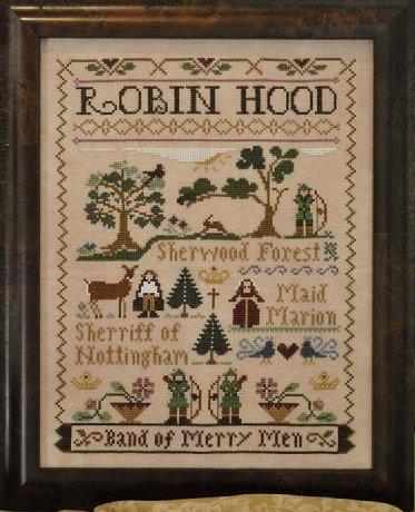 Little House Needleworks Robin Hood