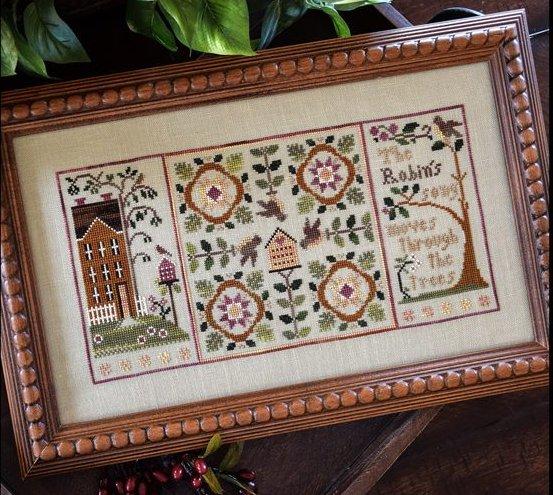 Little House Needleworks Robin's Song