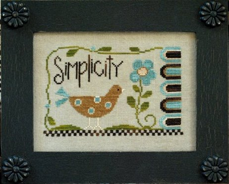Little House Needleworks Simplicity