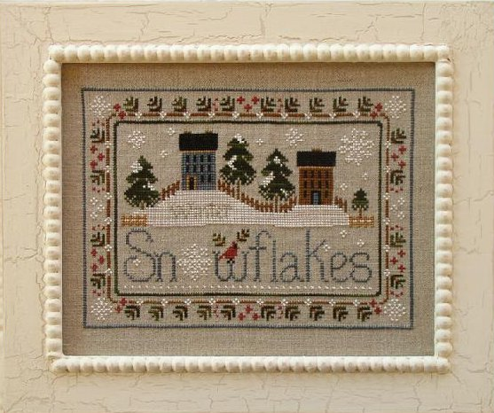 Little House Needleworks Snowflakes