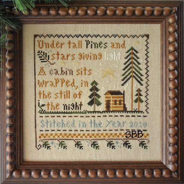 Little House Needleworks Tall Pines