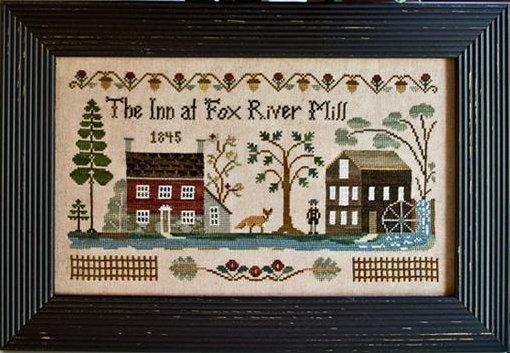 Little House NeedleworksThe Inn At Fox River Mill