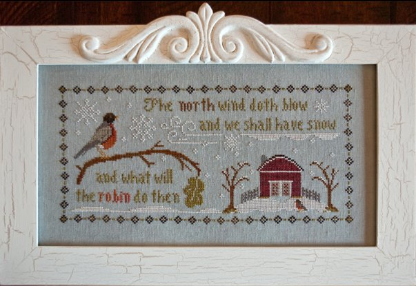 Little House Needleworks The North Wind